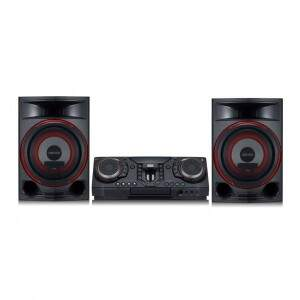 Mini System LG CL87 XBoom USB Bluetooth Karaokê 23..