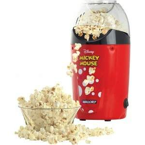 Pipoqueira Mallory Mickey Mouse Vermelha 1200W 220..