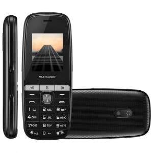 Celular Multilaser Up Play Dual Chip Mp3 Com Câmer..