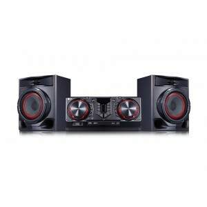 Mini System LG Bluetooth CJ44 X Boom USB MP3 CD Pl..