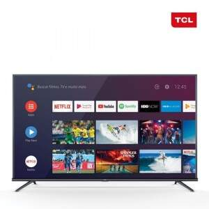 "Smart TV 4K LED 55"" SEMP TCL 55P8M Android WiFi In.."